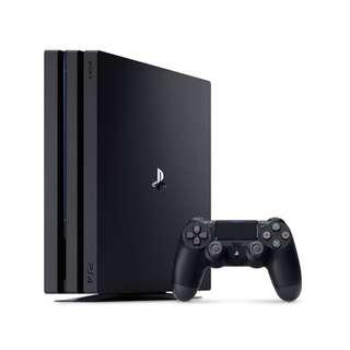 (Cash Discount $44) PS4 1Tb Pro Console