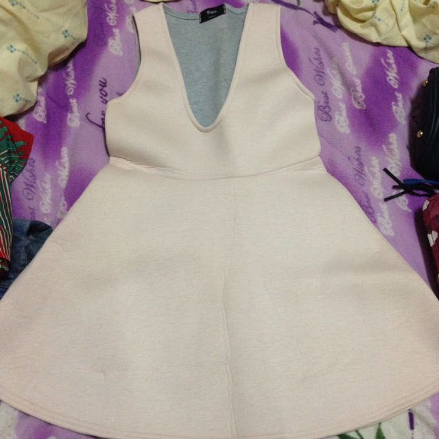 太空棉背心裙