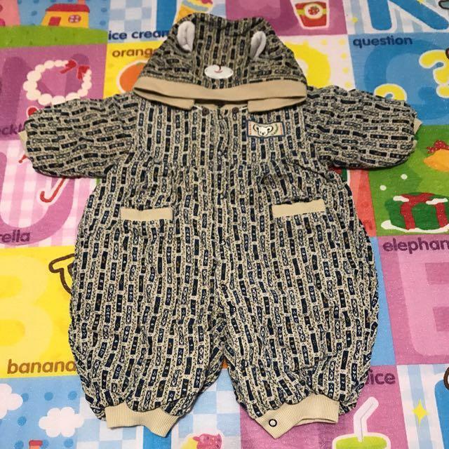嬰幼兒連身衣(厚棉)