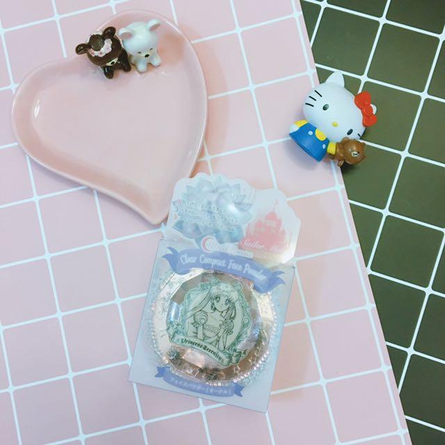 美少女戰士蜜粉餅 自然色