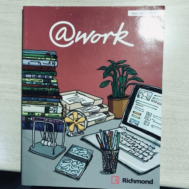 商用英文 @work Richmond B2