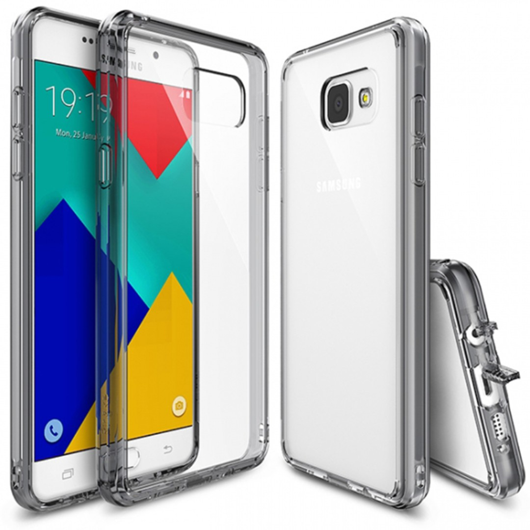 best website bf2a1 53cf6 A9 Pro Handphone Cover (Rearth) Transparent Spigen Type Case