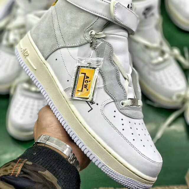 new arrival 4e356 ed1d6 A COLD WALL x Nike Air Force 1 ACW Samuel Ross AF1, Mens Fas