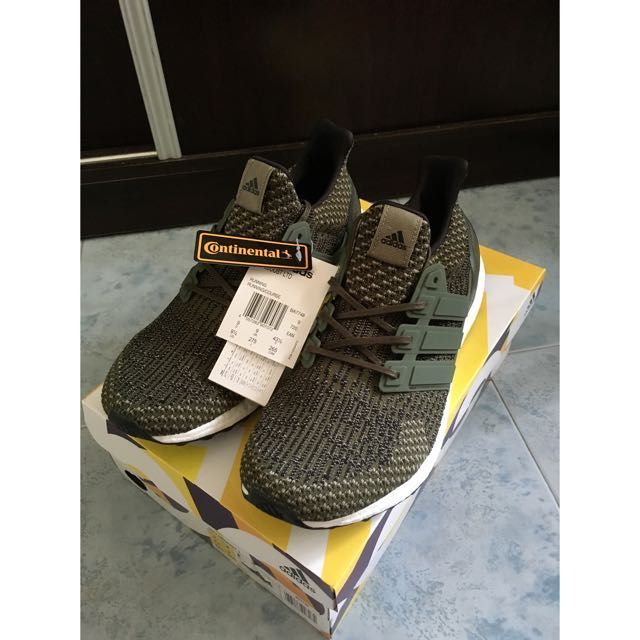 fe6ec049f Adidas Ultra Boost 3.0 LTD Military Green Or Trace Cargo
