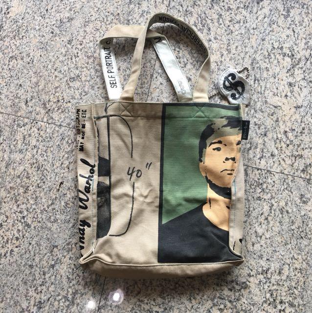 Andy Warhol X Loop Tote Bag Men S