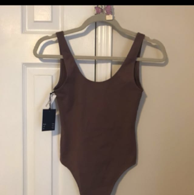 Aritzia Wilfred Free body suit with tags (XS)