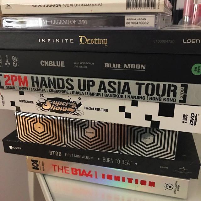Assorted Albums!