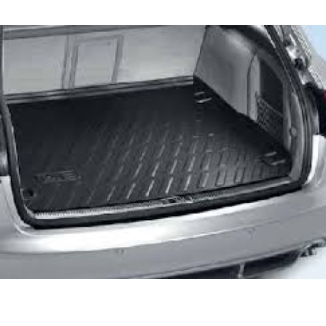 Audi A4 Avant Boot Liner Rubber Car Accessories On Carousell