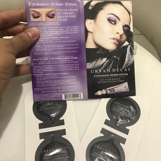 Auth💯Urban Decay Eyeshadow Primers (4types)
