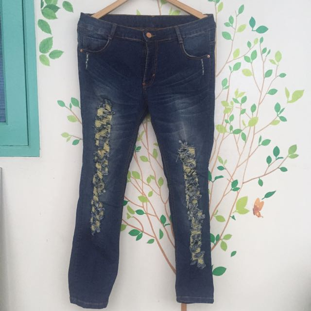 #awaltahun Repeat Jeans