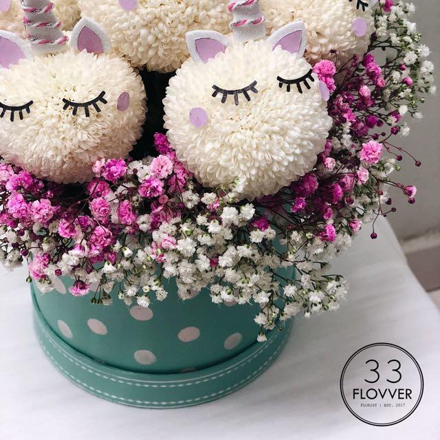 Balloon Flower Bouquet, Design & Craft, Handmade Craft on Carousell