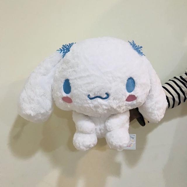 三麗鷗大耳狗Big size絨毛娃娃 日本限定 現貨!夾娃娃 聖誕禮物 交換禮物