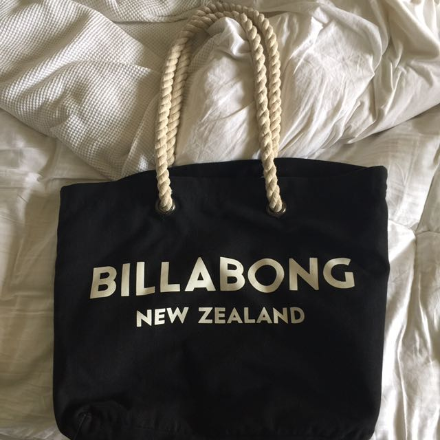 Billabong Beach Bag Women S Fashion Bags Wallets On