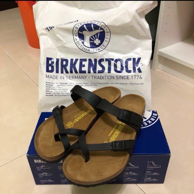 c9cdac0cc Birkenstock Mayari Sandals, Men's Fashion, Footwear on Carousell