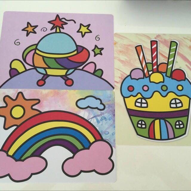 Sand Art Images For Kids