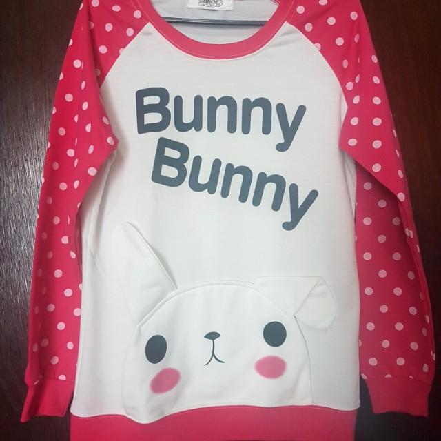 Bunny cute jacket