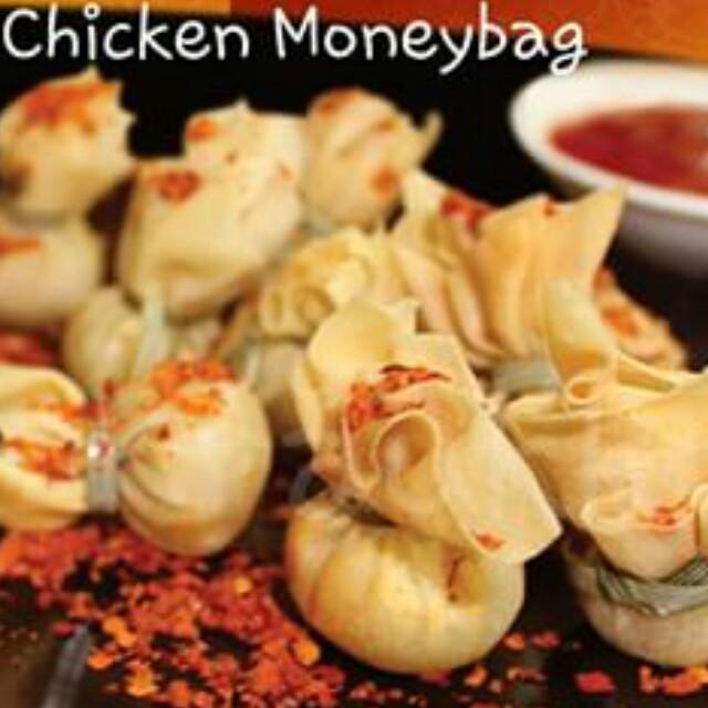 Chicken moneybag