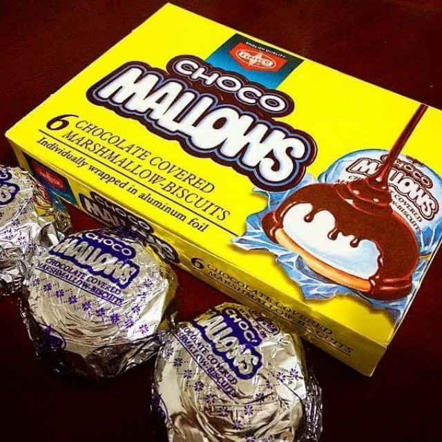 Choco mallows (Fibisco product) 14pcs per pack