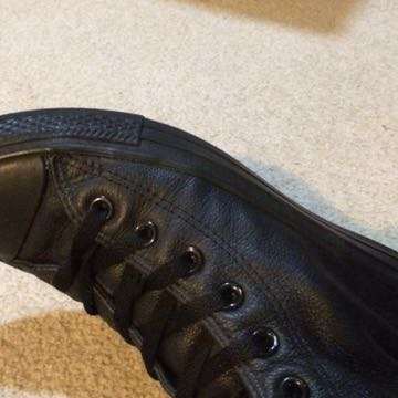 Chuck Taylor All Star Leather - Black