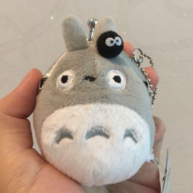 Coin Purse Keychain Original Totoro