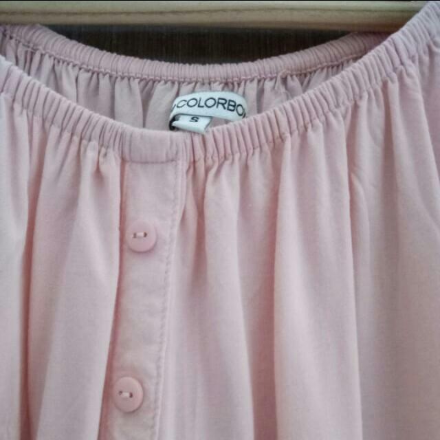 Colorbox Sabrina Nude Pink