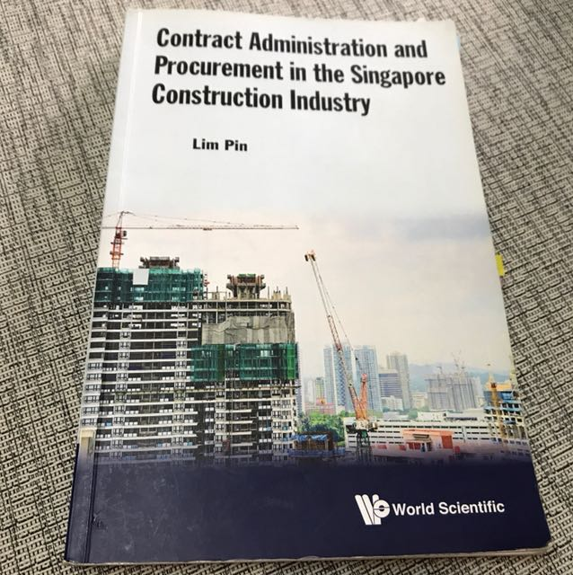 Contract administration and procurement in the singapore photo photo photo fandeluxe Gallery