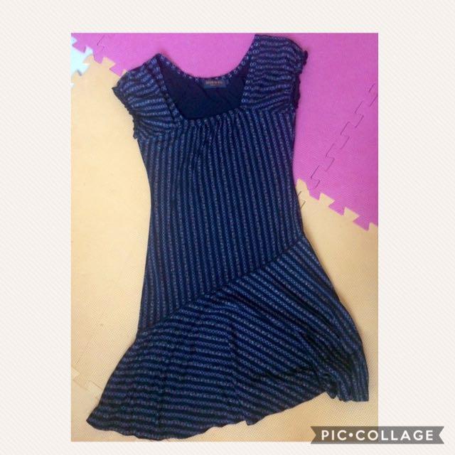 Diesel printed dress
