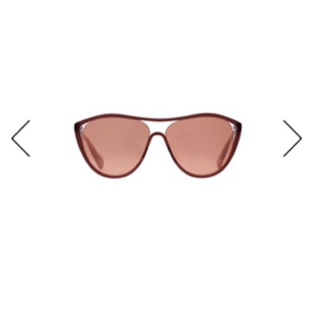 Dion Lee Hover Sunglasses