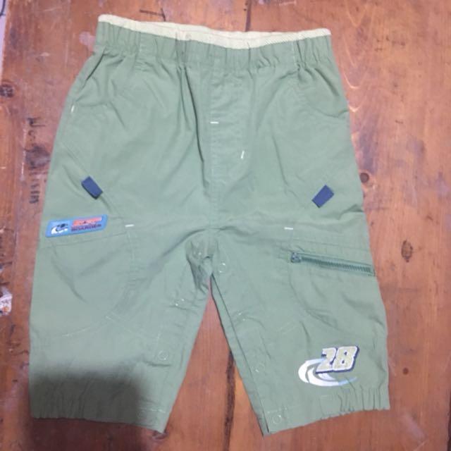 Disney Baby Green Pants