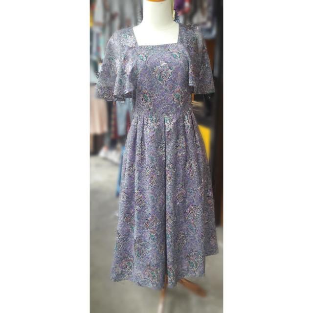 Dress Sisa Import