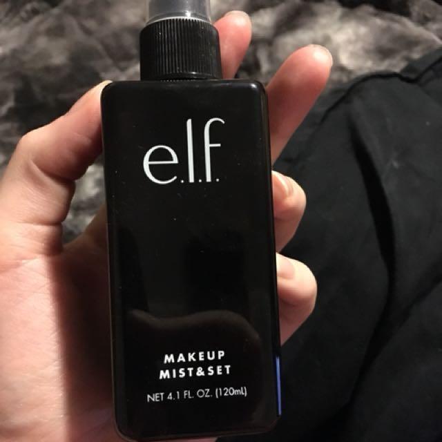 Elf setting spray