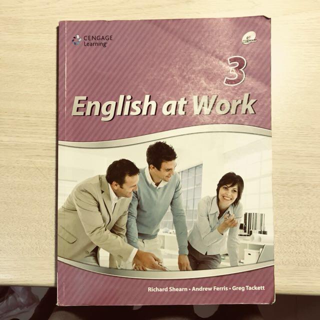 English at work 3
