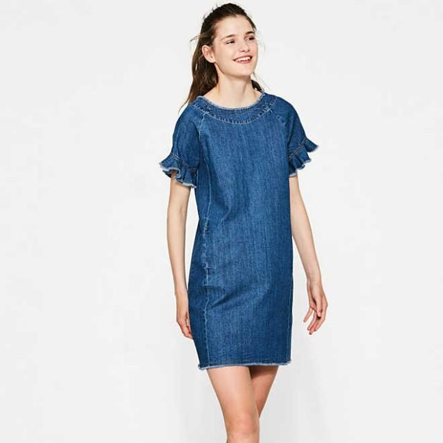 Skirts Clothes Edc Fashion Women's Denim Esprit Dresses Dress amp; S8nFqRR