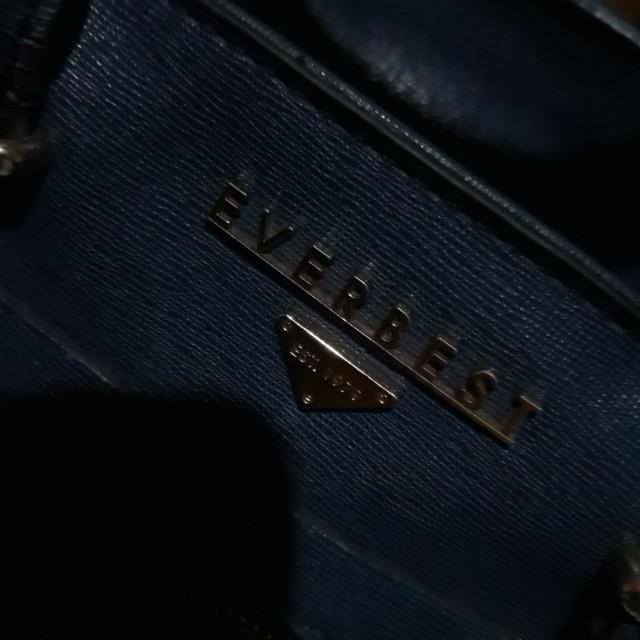 Ever Best Tas Warna Biru Gelap Women S Fashion Bags Wallets On Carou