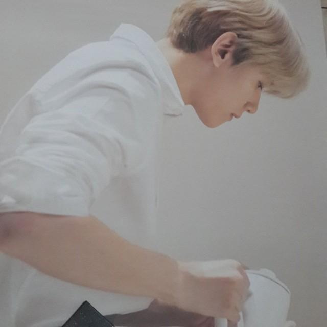 EXO Baekhyun Universe Poster
