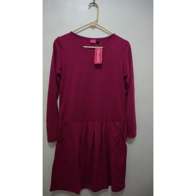 Fiola Pink Dress Sophie Paris