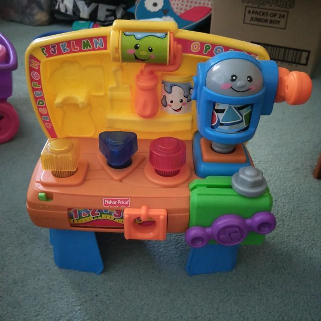 Fisher Price Plastic Toy