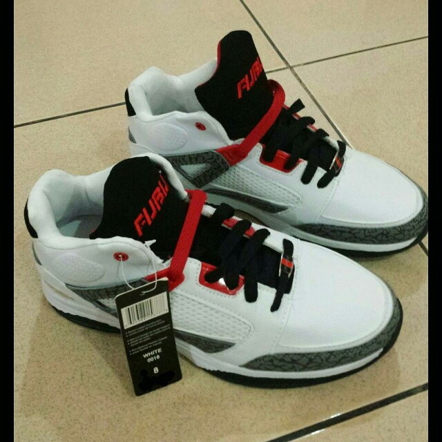 Fubu men shoes, Sports, Athletic