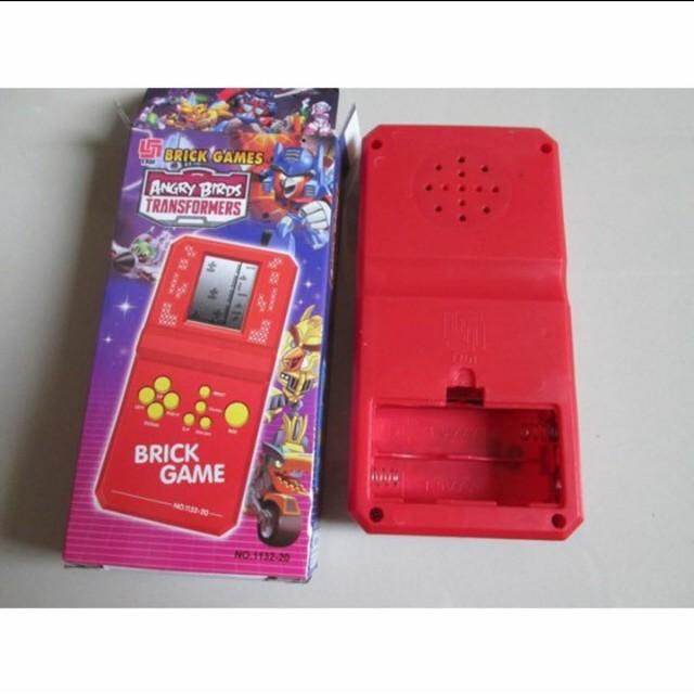 Gamebot Tetris Jadul Tidak Termasuk Batterai Video Game Game Di Carousell