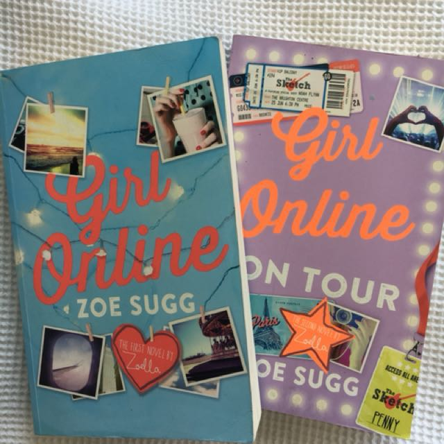 Girl Online & On Tour - Zoe Sugg