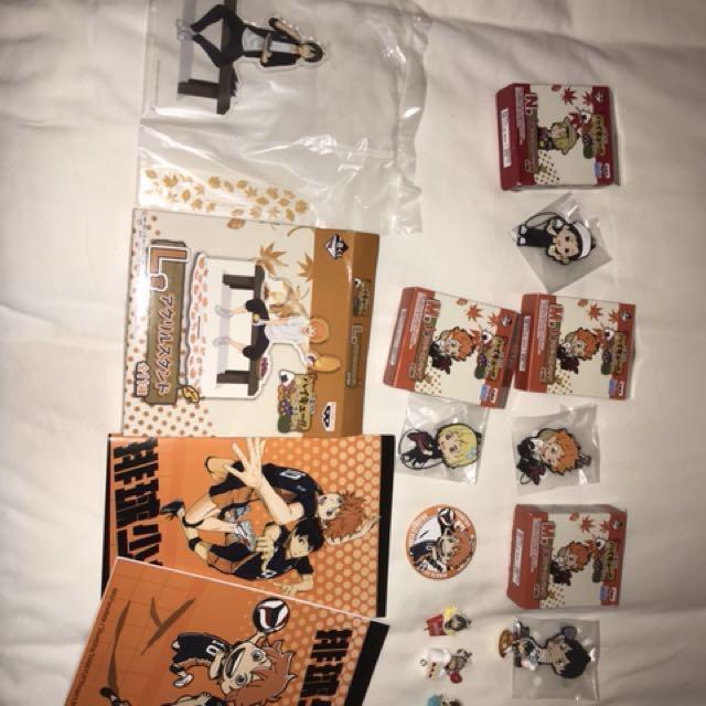 Haikyu!! Karasuno bundle