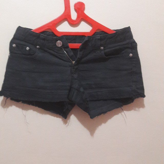 Hotpant aunthentic wheel jeans korea