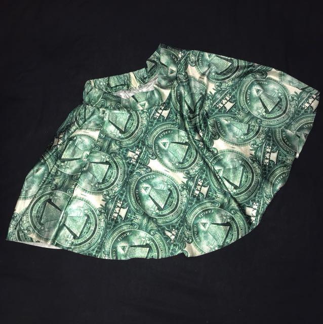 Illuminati skirt!!✨