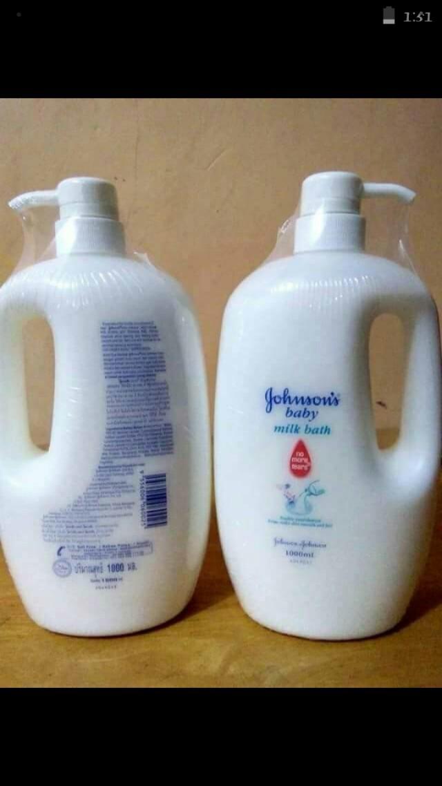 JJ's milk bath