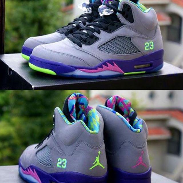 Jordan 5 Bel-Airs