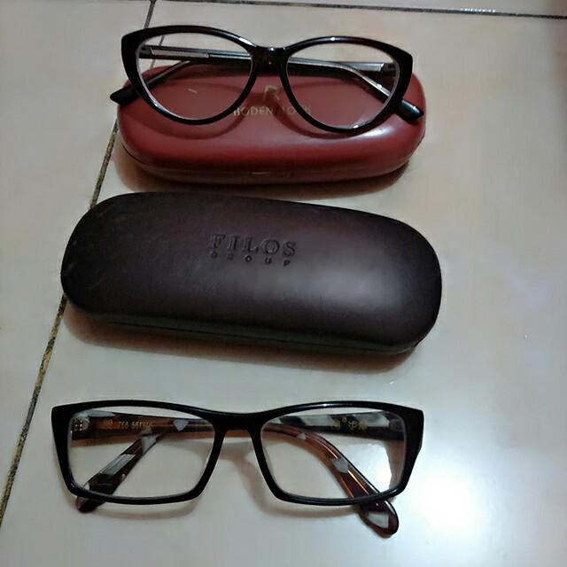 Kacamata minus 1,5 dan minus 3