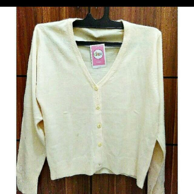 Kardigan Wanita Knit Import