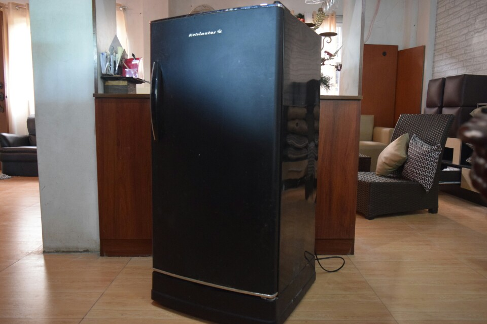 Kelvinator single door refrigerator