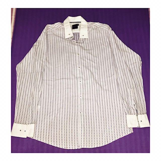 KENT Man Slim Shirt 16,5/34,5