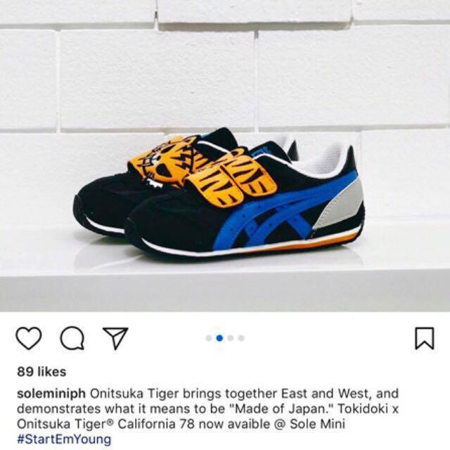Kids Rubbershoes Onitsuka Tiger